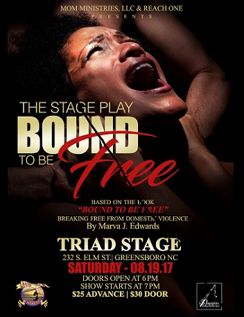 Bound To Be Free Stage Play